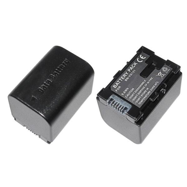 【単品 残量表示可】JVC日本ビクター BN-VG119/BN-VG121 互換バッテリー Victor Everio GZ-E565/GZ-E220/GZ-MS210等対応